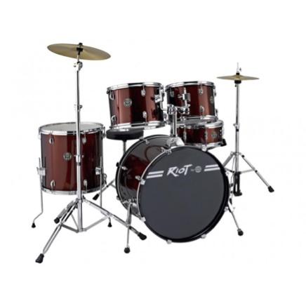 Akoestische drumsets