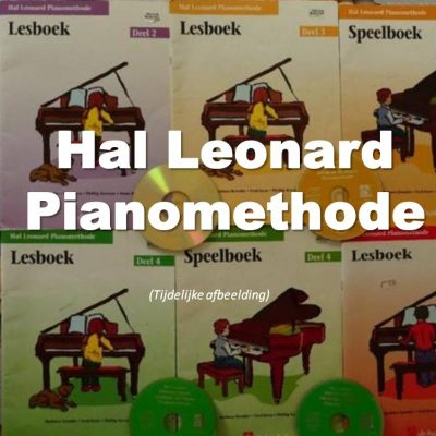 Hal Leonard's pianomethode