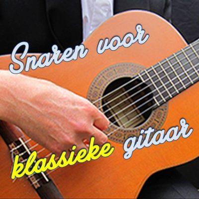 Snaren voor klassieke gitaar