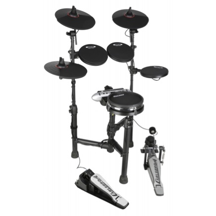 Compacte Carlsbro drumset