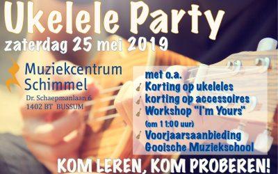 Ukelele Party