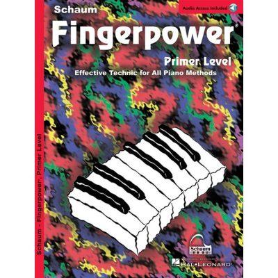 Lesmethode Piano Fingerpower