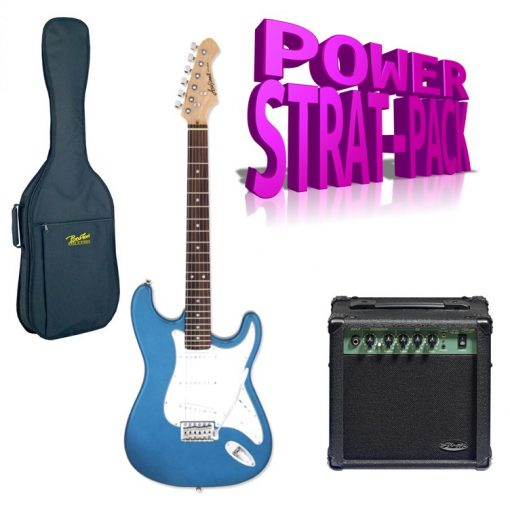 Power Strat Pack Blauw