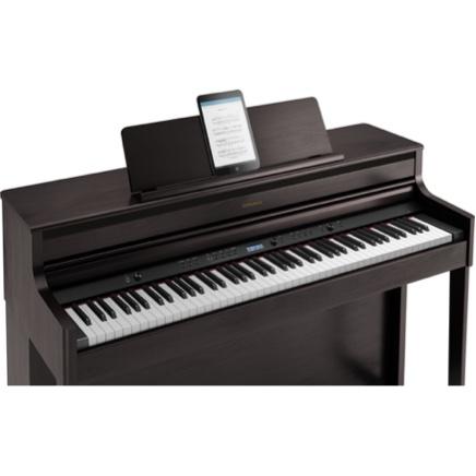 De HP-704 met de pianopartner app