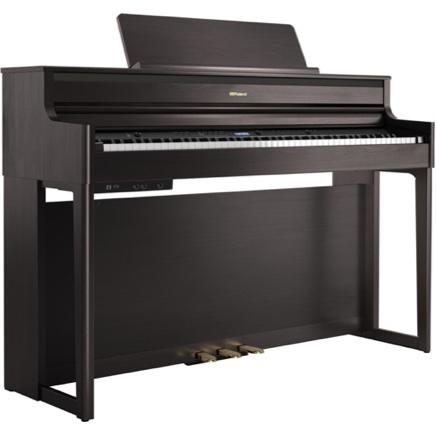 Roland HP-704 Dark Rosewood