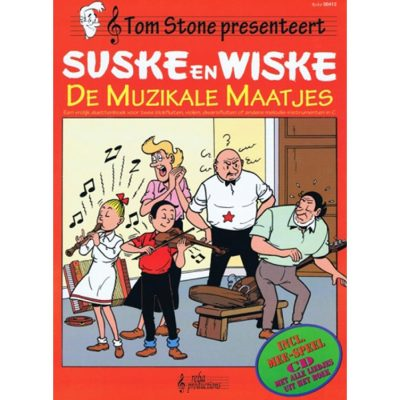 Suske en Wiske Muzikale Maatjes