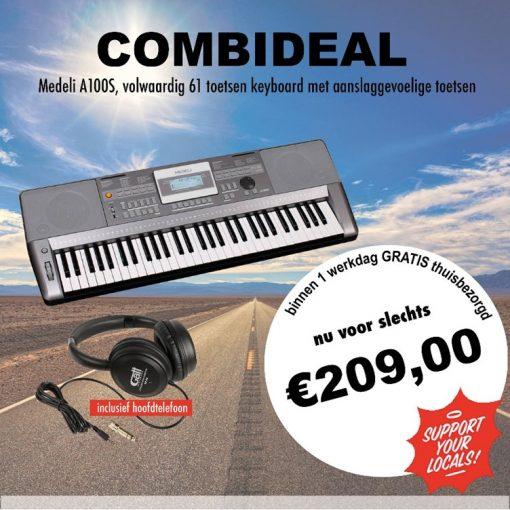 Combideal Keyboard Medeli A100S
