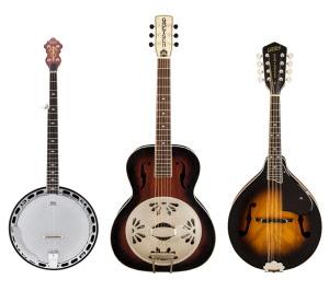 Folk instrumenten