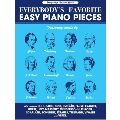 classical easy piano pieces
