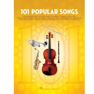 101 pololar songs