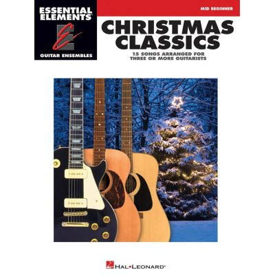 Christmas Classics gitaar ensembles