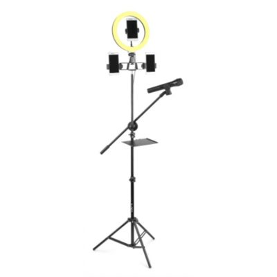 Ring Light met floor stand