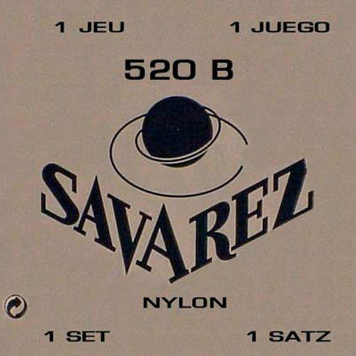 Savarez wit low tension