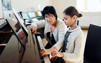 Ik ga op pianoles en heb een piano nodig