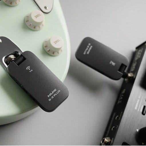 NU>X Wireless gitaar