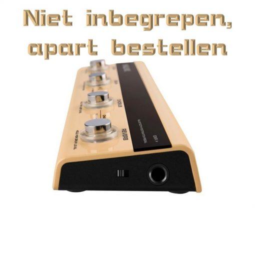 NU>X Stageman