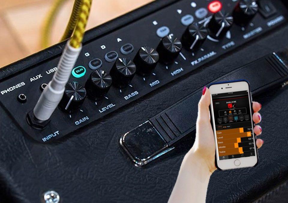 Nieuw: NU>X amps en accessoires