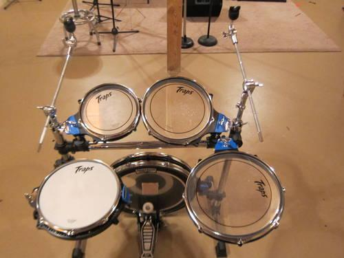 Nieuw: Traps Drums A400