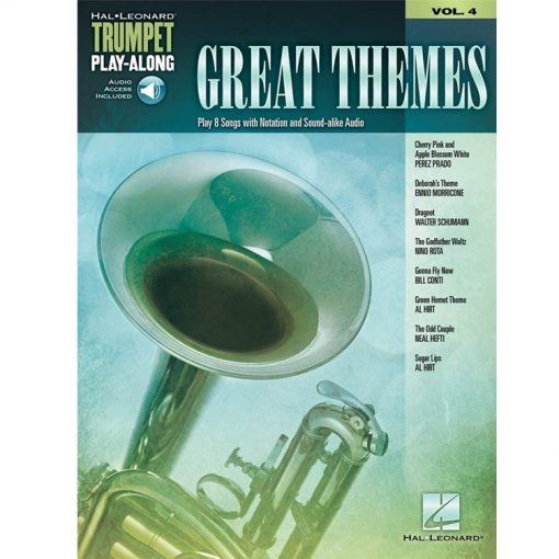 Trumpet Play Along Great Themes