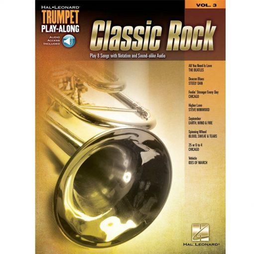 Trumpet Play Along Classic Rock