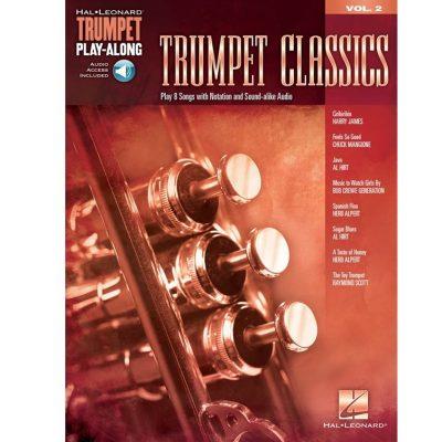 Trumpet Playalongs Trumpet Classics