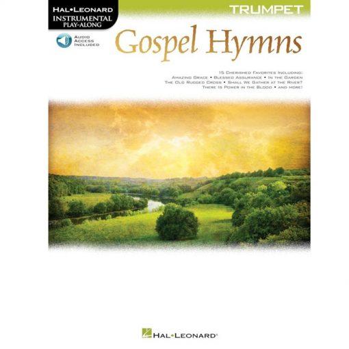 Trumpet Play Along Gospel Hymns