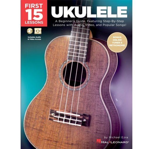 First 15 Ukelele